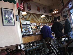 Cafe Puccini, Columbus Avenue, San Francisco